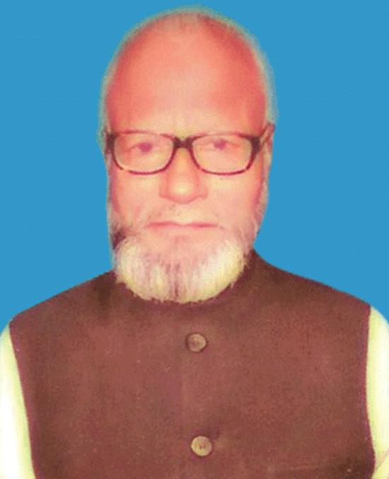 জনাব মোঃ শাজাহান আলী