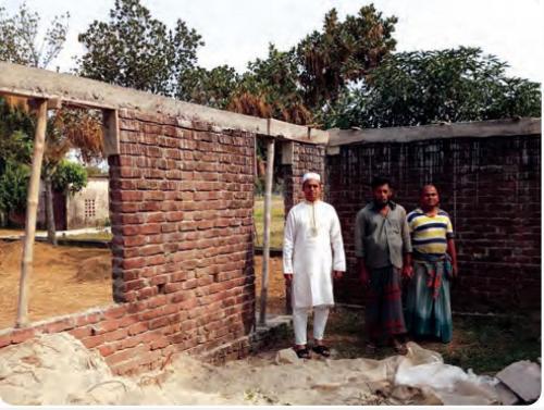 রাজবাড়ী সদর উপজেলার মজ্জতকোল ফোরকানিয়া মাদ্রাসা উন্নয়ন